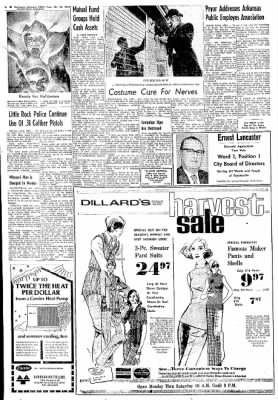 Northwest Arkansas Times from Fayetteville, Arkansas on October 29, 1974 · Page 6