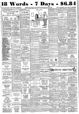 Northwest Arkansas Times from Fayetteville, Arkansas on October 29, 1974 · Page 12
