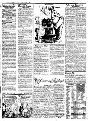 Northwest Arkansas Times from Fayetteville, Arkansas on September 5, 1952 · Page 4