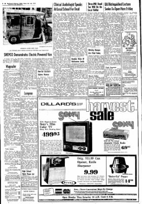 Northwest Arkansas Times from Fayetteville, Arkansas on October 30, 1974 · Page 2