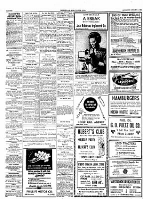 The Courier News from Blytheville, Arkansas on January 1, 1955 · Page 6
