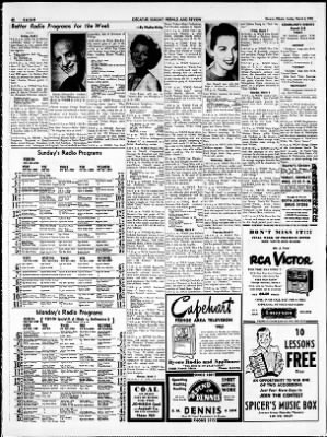 The Decatur Daily Review from Decatur, Illinois on March 2, 1952 · Page 42