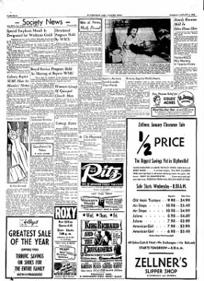 The Courier News from Blytheville, Arkansas on January 4, 1955 · Page 4