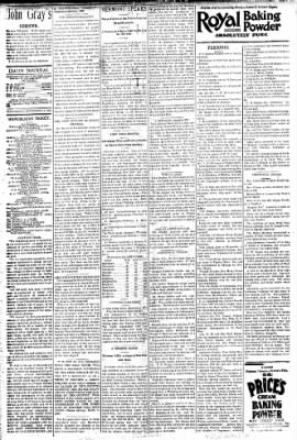 Logansport Pharos-Tribune from Logansport, Indiana on September 2, 1896 · Page 4