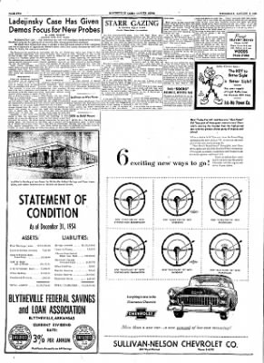 The Courier News from Blytheville, Arkansas on January 5, 1955 · Page 2