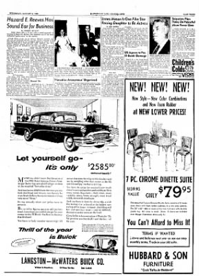 The Courier News from Blytheville, Arkansas on January 5, 1955 · Page 3