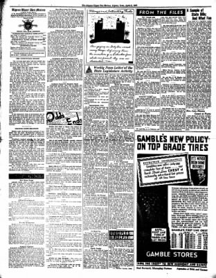 The Algona Upper Des Moines from Algona, Iowa on April 8, 1937 · Page 4