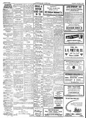 The Courier News from Blytheville, Arkansas on January 6, 1955 · Page 13