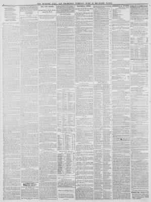 The San Francisco Call from San Francisco, California on June 23, 1891 ·  Page 6 .