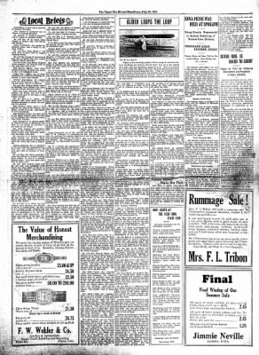 The Algona Upper Des Moines from Algona, Iowa on July 30, 1930 · Page 7