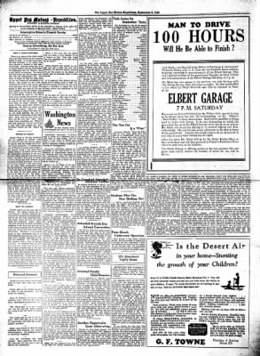 The Algona Upper Des Moines from Algona, Iowa on September 3, 1930 · Page 2