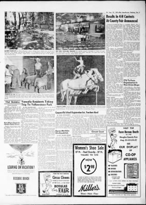 The News-Review from Roseburg, Oregon on August 23, 1957