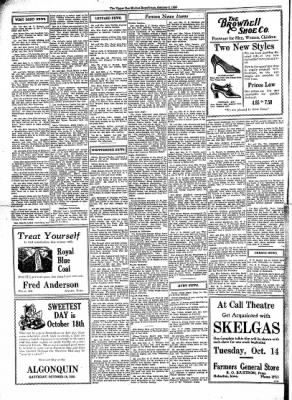 The Algona Upper Des Moines from Algona, Iowa on October 8, 1930 · Page 4