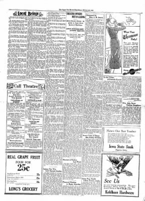 The Algona Upper Des Moines from Algona, Iowa on October 29, 1930 · Page 7