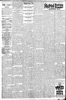 Logansport Pharos-Tribune from Logansport, Indiana on September 26, 1896 · Page 4