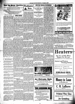The Algona Upper Des Moines from Algona, Iowa on December 24, 1930 · Page 2