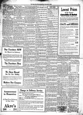 The Algona Upper Des Moines from Algona, Iowa on December 24, 1930 · Page 10