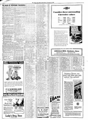 The Algona Upper Des Moines from Algona, Iowa on January 21, 1931 · Page 8