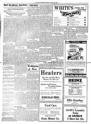 The Algona Upper Des Moines from Algona, Iowa on January 28, 1931 · Page 2