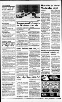 The San Bernardino County Sun from San Bernardino, California on May 28, 1991 · Page 12