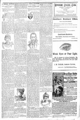 Logansport Pharos-Tribune from Logansport, Indiana on September 27, 1896 · Page 10