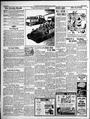 The Evening Herald from Klamath Falls, Oregon on August 14, 1941 · Page 4