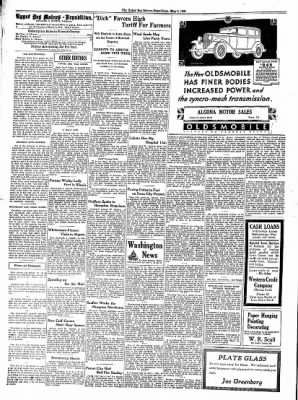 The Algona Upper Des Moines from Algona, Iowa on May 6, 1931 · Page 2