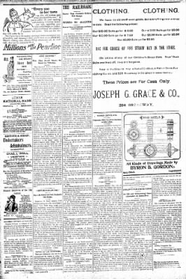 Logansport Pharos-Tribune from Logansport, Indiana on September 30, 1896 · Page 3