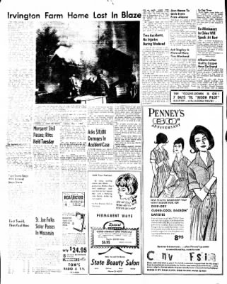 The Algona Upper Des Moines from Algona, Iowa on May 1, 1962 · Page 8