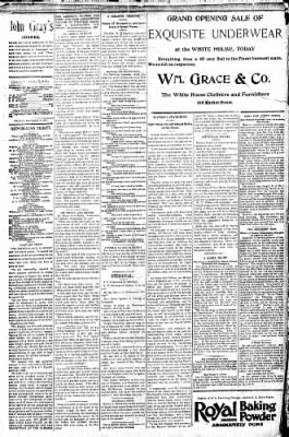 Logansport Pharos-Tribune from Logansport, Indiana on October 2, 1896 · Page 4