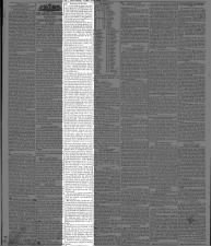 Gettysburg newspaper reports on the Battle of Gettysburg on 7 July 1863