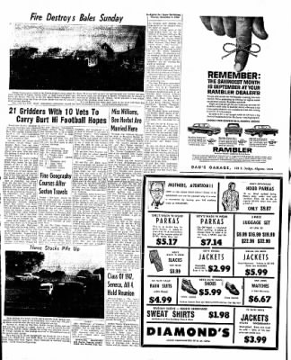 The Algona Upper Des Moines from Algona, Iowa on September 4, 1962 · Page 6