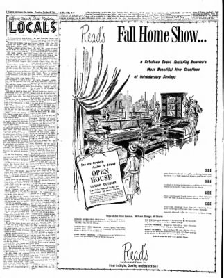 The Algona Upper Des Moines from Algona, Iowa on October 9, 1962 · Page 2