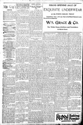 Logansport Pharos-Tribune from Logansport, Indiana on October 4, 1896 · Page 4