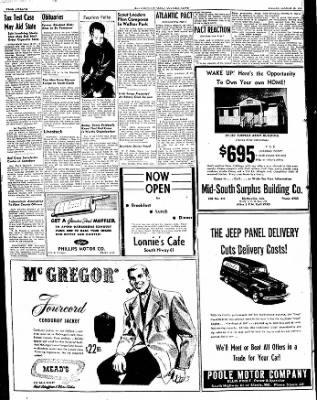 The Courier News from Blytheville, Arkansas on March 18, 1949 · Page 12