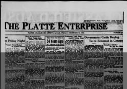 The Platte Enterprise