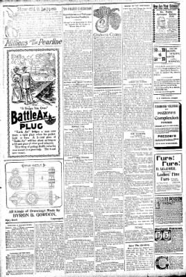 Logansport Pharos-Tribune from Logansport, Indiana on October 6, 1896 · Page 6