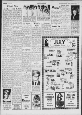 Lead Daily Call from Lead, South Dakota on June 29, 1971 · Page 4