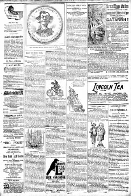 Logansport Pharos-Tribune from Logansport, Indiana on October 7, 1896 · Page 7