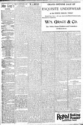 Logansport Pharos-Tribune from Logansport, Indiana on October 8, 1896 · Page 4