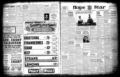 Hope Star from Hope, Arkansas on July 21, 1954 · Page 2