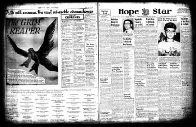 Hope Star from Hope, Arkansas on July 24, 1954 · Page 1