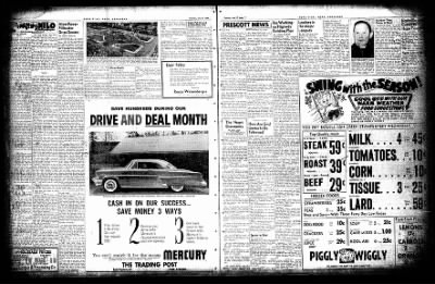 Hope Star from Hope, Arkansas on July 27, 1954 · Page 15