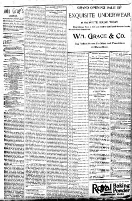 Logansport Pharos-Tribune from Logansport, Indiana on October 13, 1896 · Page 4