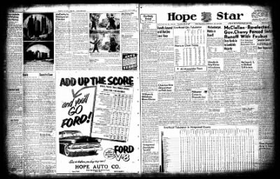 Hope Star from Hope, Arkansas on July 28, 1954 · Page 3