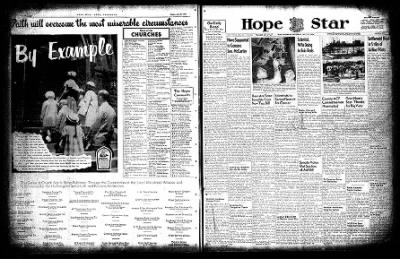 Hope Star from Hope, Arkansas on July 31, 1954 · Page 4