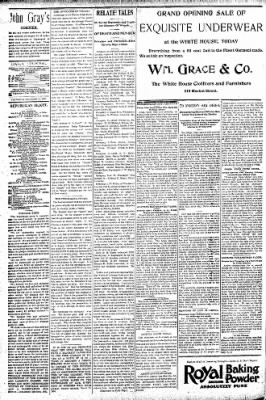 Logansport Pharos-Tribune from Logansport, Indiana on October 15, 1896 · Page 4