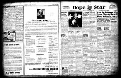 Hope Star from Hope, Arkansas on August 10, 1954 · Page 3
