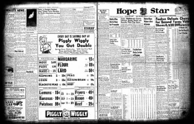 Hope Star from Hope, Arkansas on August 11, 1954 · Page 2