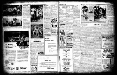 Hope Star from Hope, Arkansas on August 11, 1954 · Page 8